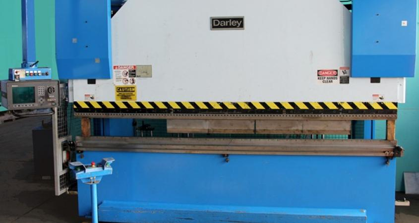 Darley Brake Press
