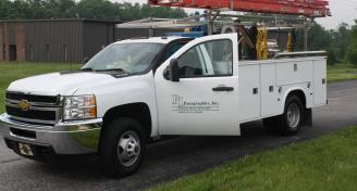 Installation Field truck